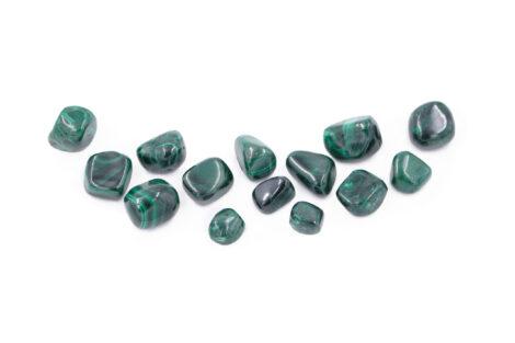 Malachite Tumble - Crystal Dreams