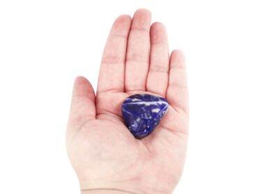 Sodalite Tumbled Superior Quality - Crystal Dreams