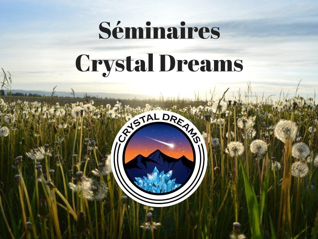 Les séminaires de Crystal Dreams à Montréal 1