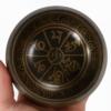 Crystal Dreams Medium Handmade Tibetan Singing Bowl