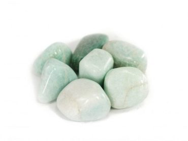 One Amazonite Tumbled