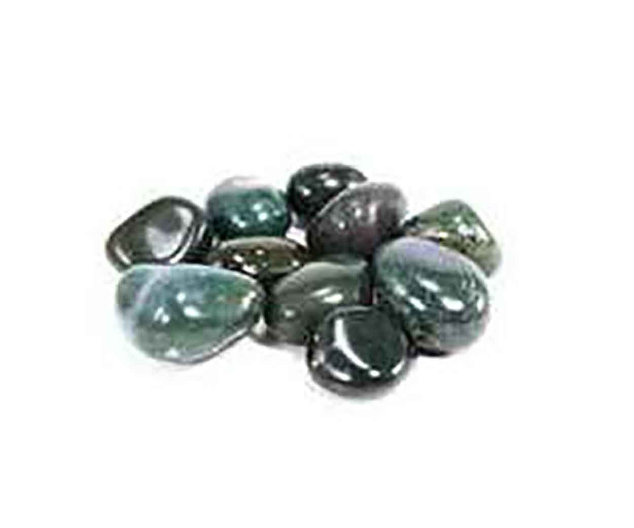 One Bloodstone TumbledCrystal Dreams BloodStone. Come And Get One Of Your Own.