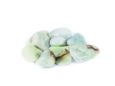 Chrysoprase Tumble - Crystal Dreams