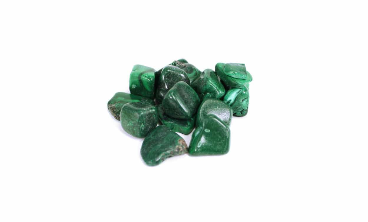 Crystal Dreams Malachite Stone. Come And Get One Of Your Own.