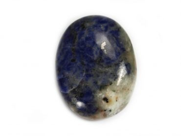 Crystal Dreams Sodalite Palm Stone