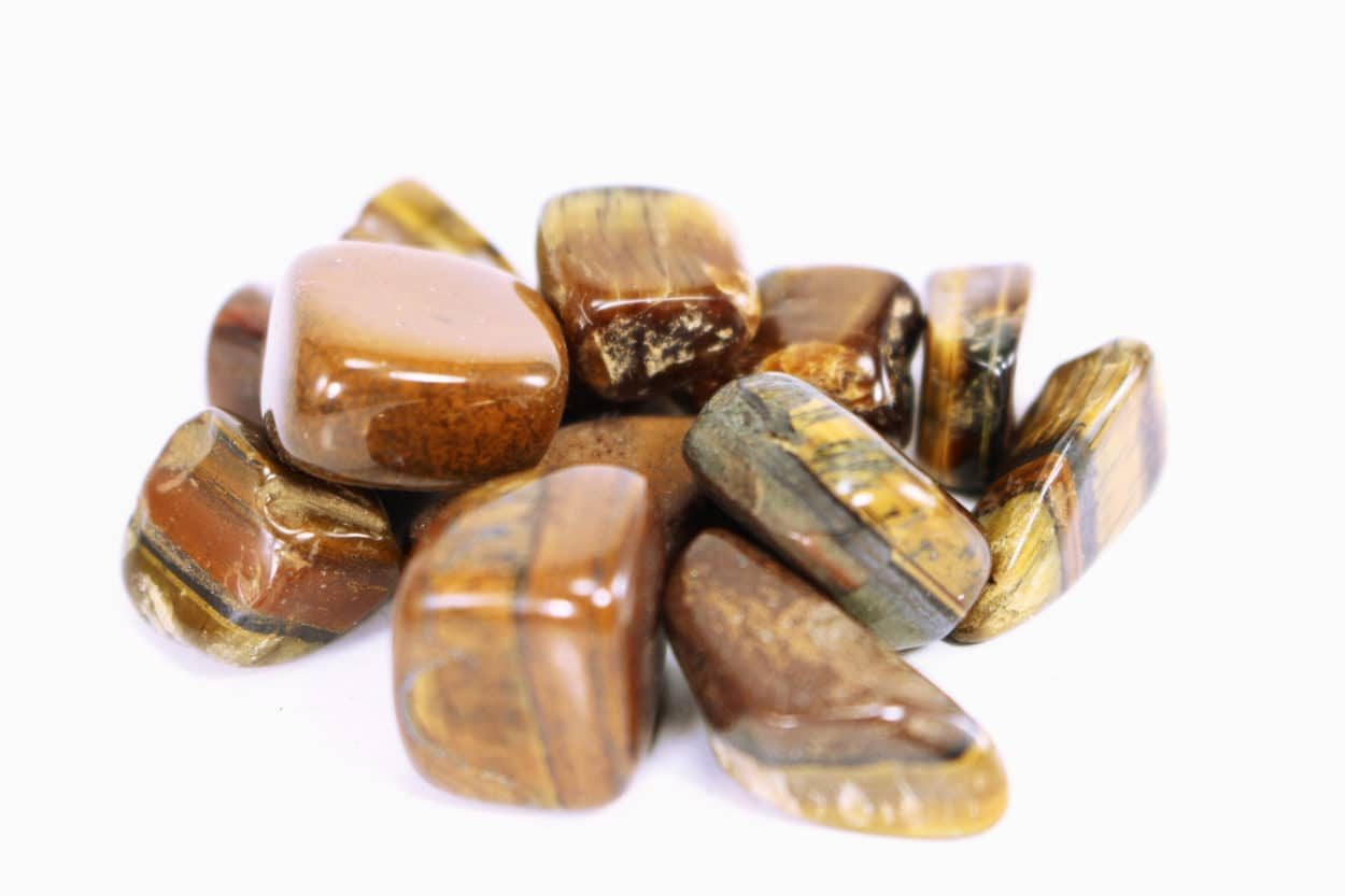 Crystal Dreams Tiger Eye Stone. Come And Get One Of Your Own.