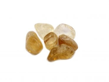Citrine Tumbled - Crystal Dreams