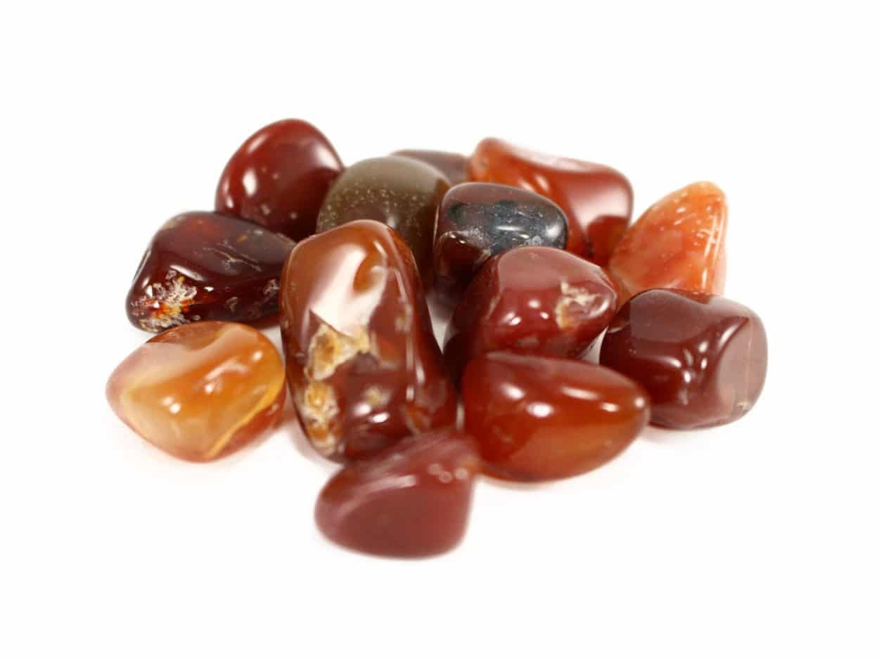 Crystal Dreams Carnelian Stone. Come Visit Us and Get Your Own