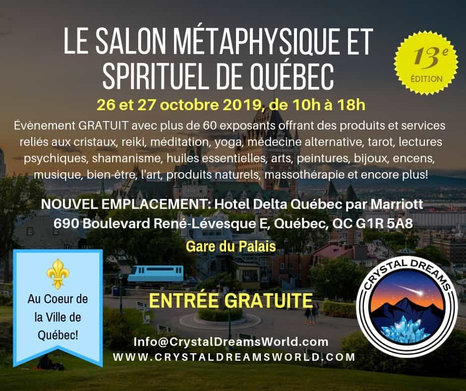 The Metaphysical & Spiritual Show Of Quebec 3