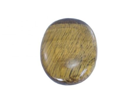 Tiger Eye Palm Stone Crystal Dreams