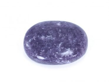 Lepidolite Palm Stone Crystal Dreams