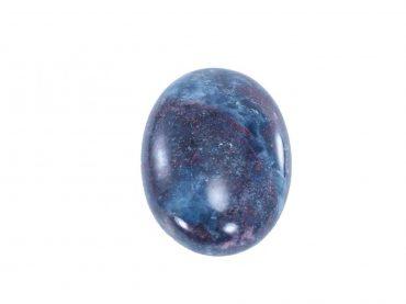 Ruby Rock Palm Stone Crystal Dreams