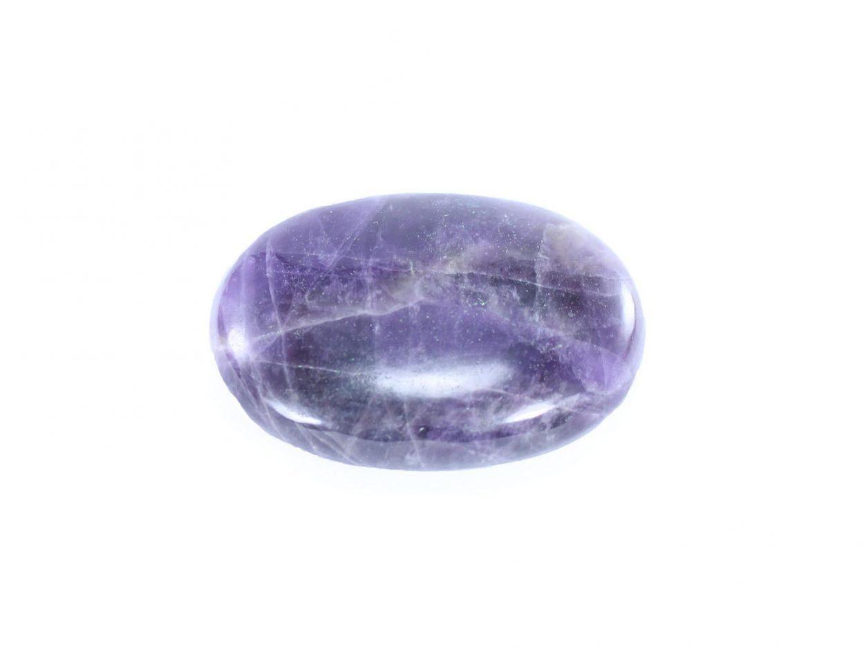 Amethyst palm stone Crystal Dreams
