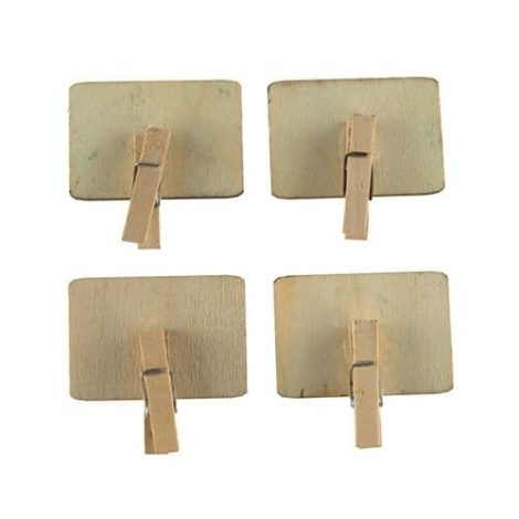 Chalkboard Clothespin Tags 5
