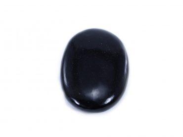 Obsidian Palm Stone 6