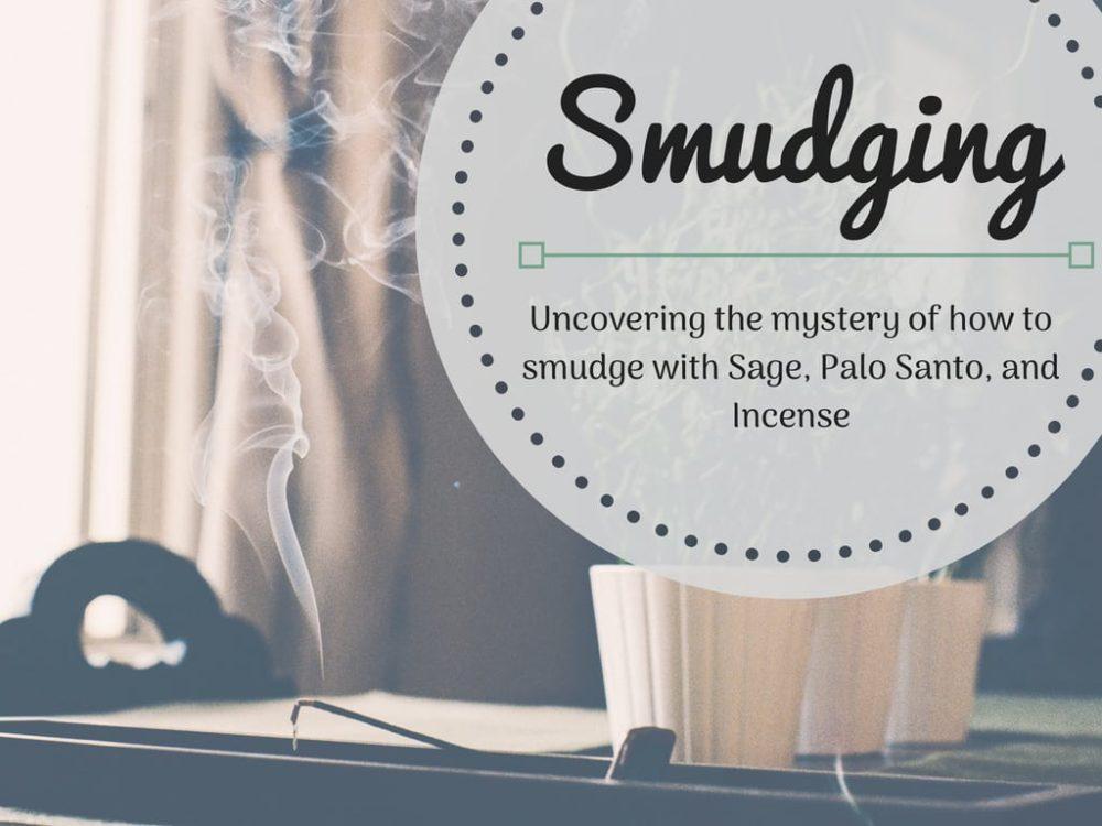 Smudging 1
