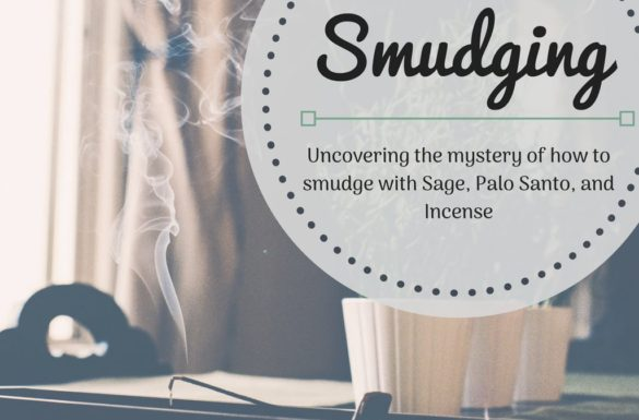 Smudging 1