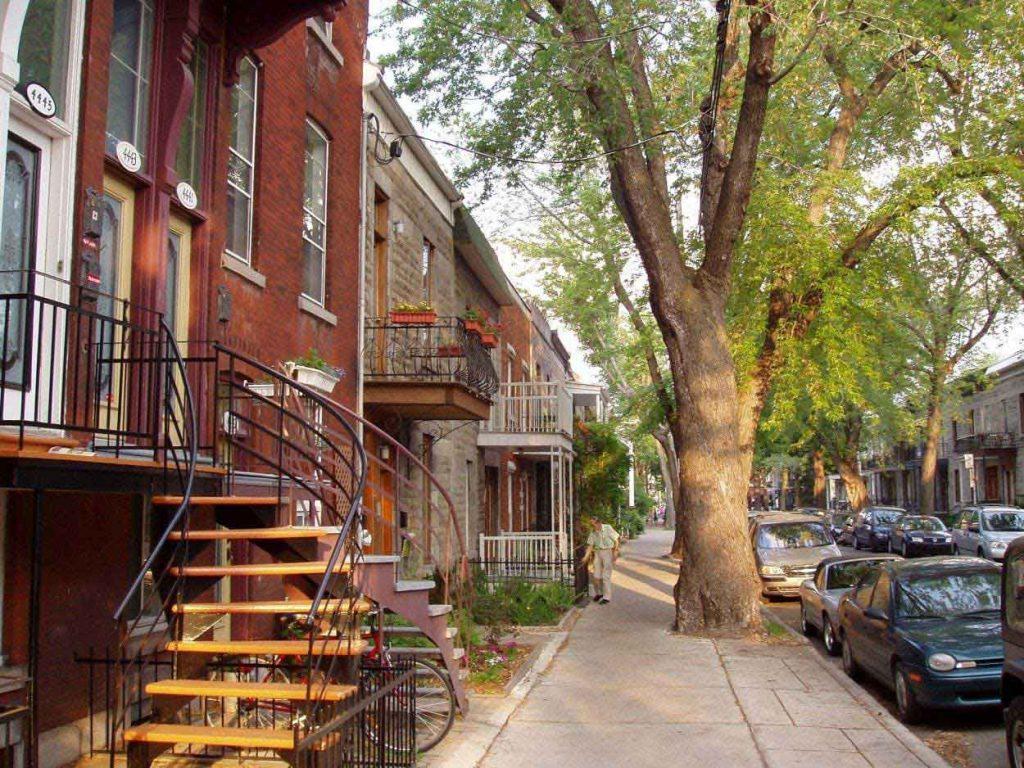St-Denis: Le coeur spirituel de Montréal