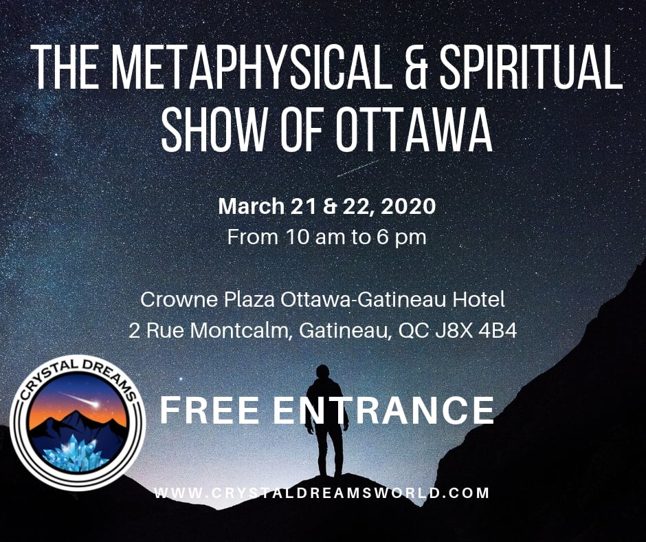 The Metaphysical and Spiritual Show of Ottawa 10
