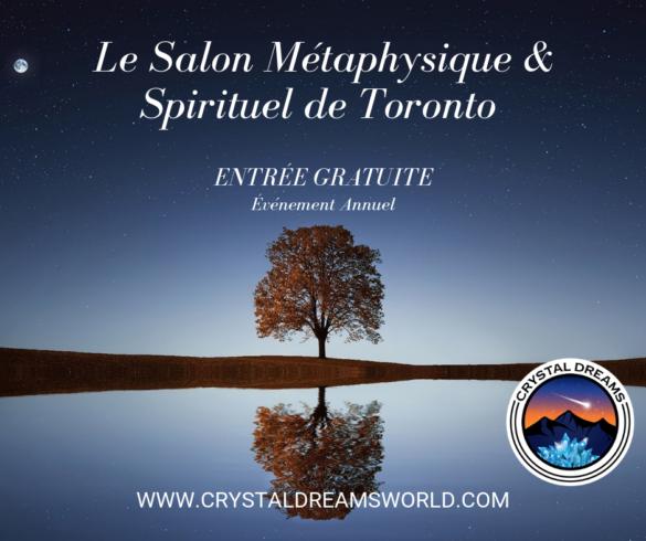 Le salon métaphysique et spirituel de Toronto