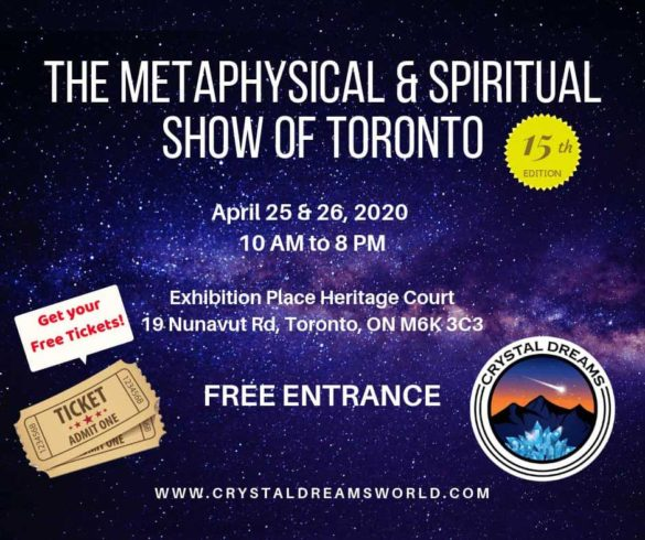 The Metaphysical & Spiritual Show Toronto
