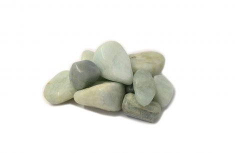 Green Aquamarine Tumbled - Crystal Dreams