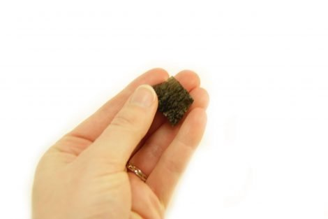 rough moldavite