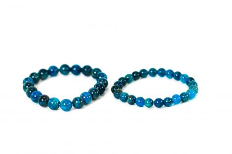 Apatite Bracelet ( 10 mm or 8 mm) - Crystal Dreams