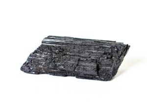 Black Tourmaline Rough 1