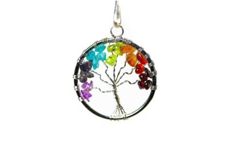 Chakra Tree of Life - Crystal Dreams