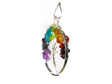 Chakra Tree of Life - Crystal Dreams