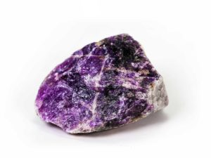 Chevron Amethyst Rough 3