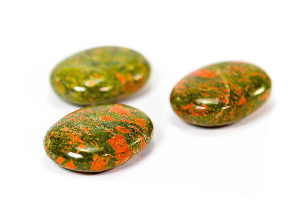 Clear Quartz Palm Stone (Copy) 2