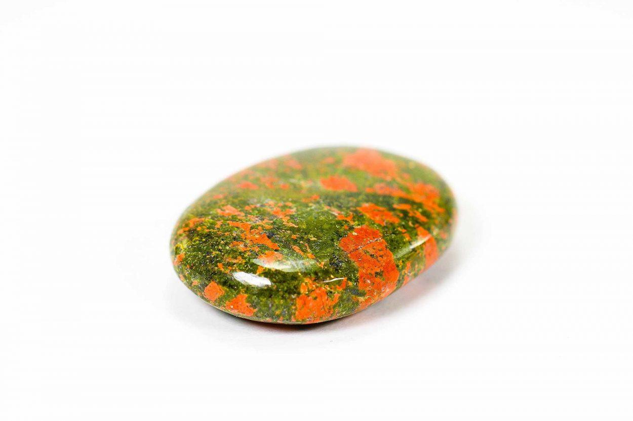 Clear Quartz Palm Stone (Copy) 3