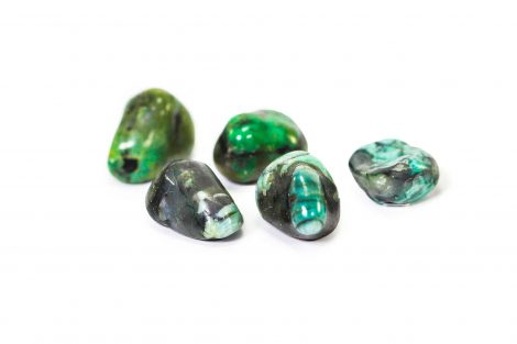 Emerald Tumbled - Crystal Dreams