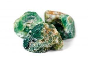 Green Fluorite Rough 1