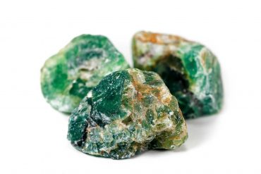 Green Fluorite Rough 1