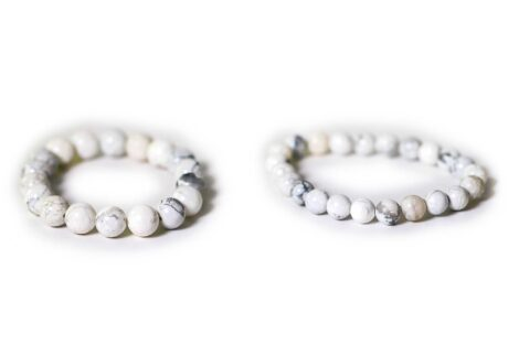 Hematite Bracelet ( 10 mm or 8 mm) (Copy)