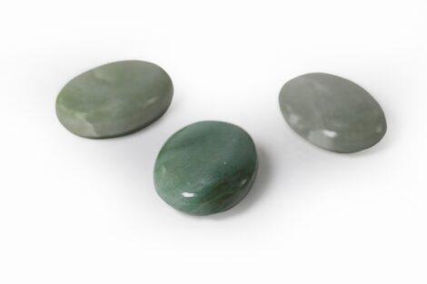Howlite Palm Stone (Copy) 2