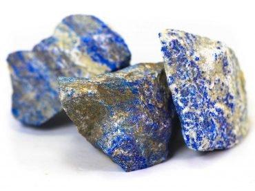Rough lapis lazuli- Rough stone