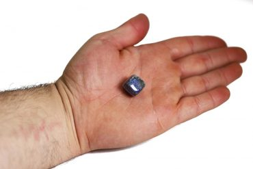 Lapis Lazuli Tumble 3