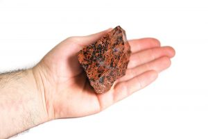 Mahogany Obsidian Rough