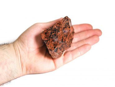 Mahogany Obsidian Rough