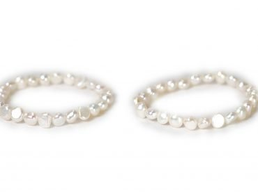 Pearl Bracelet ( 10 mm or 8 mm) 1