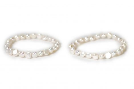 Pearl Bracelet ( 10 mm or 8 mm) 1