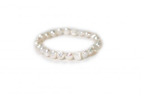 Pearl Bracelet ( 10 mm or 8 mm) 2