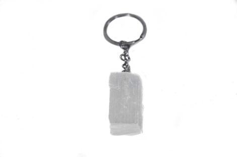 Selenite Keychain- Crystal- Crystal Dreams