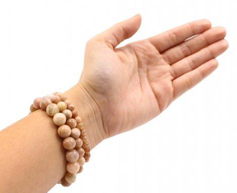 sunstone bracelets - Crystal Dreams
