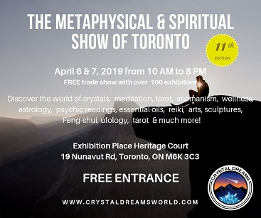 The Metaphysical & Spiritual Show Toronto 1