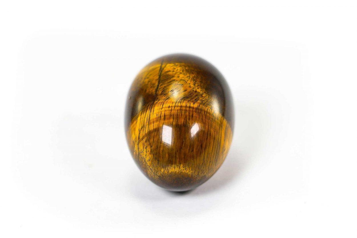 Tiger Eye Egg 1